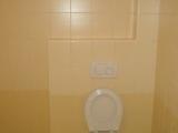 Koupelna bytu - WC