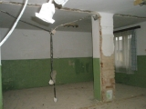 Puvodní prostor pred opravou 1