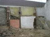 Po zbourani suchych WC 3