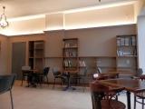 Stěna na knihy a audio