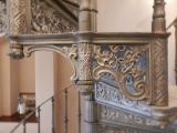 Točité schodiště detail 2