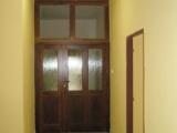 Dvere na WC z m salu