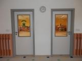 Nové dveře do učeben