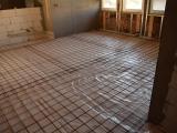 Příprava na betonáž
