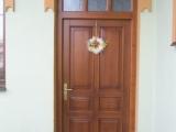 Detail vstunich dveri