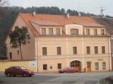 Fasada z namesti po oprave