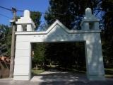 Brána po opravě