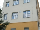 Pohled na cast jizni fasady
